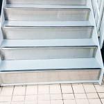 ビル② 階段塗装