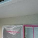 戸建①の塗装、下地、コーキング、防水工事