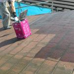 屋ね防水塗装