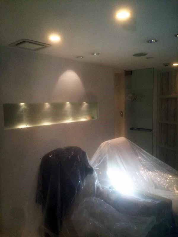美容室 改修工事