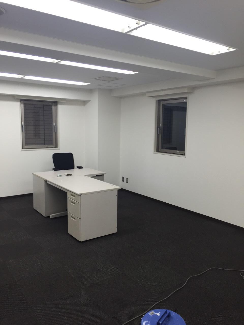 上野オフィス改修工事